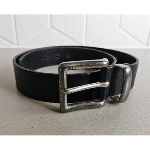 Genuine Leather Gap Belt Size 30